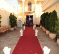 Свадебное оформление входа